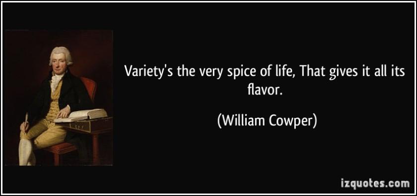 Cowper Spice